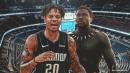 Magic guard Markelle Fultz gets massive 'Black Panther' tattoo inked to honor Chadwick Boseman