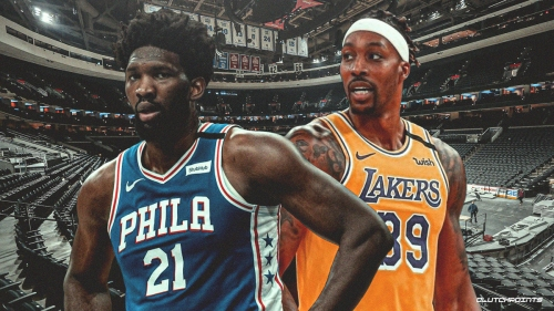 Dwight Howard reveals how he'll tame Joel Embiid's playful side