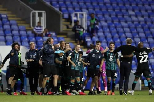 Crazy night in Swansea City's history set the club on right path | Guto