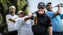 Phil Mickelson reacts to Charles Barkley's 'shocking' play over Stephen Curry in 'The Match 3'