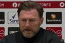 Ralph Hasenhuttl explains only way Southampton can beat Man United