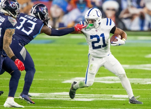 Insider: 21 things to watch for as Colts take on Titans for control of AFC South