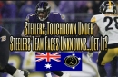 Steelers Touchdown Under Podcast: This Steelers Team Facing Unknowns...Get it?