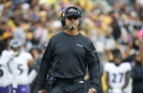 John Harbaugh releases statement saying the Ravens will be ready for the Steelers Tuesday night