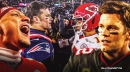 Buccaneers QB Tom Brady speaks out on famous moment with Patrick Mahomes after 2019 AFC Championship