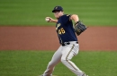 Milwaukee Brewers Tender or Non-Tender Decisions: Corey Knebel