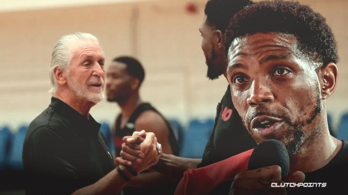 What Udonis Haslem means to the Miami Heat, according to Pat Riley himself