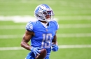 Lions wide receiver Kenny Golladay appears to have 'liked' Matt Patricia's firing
