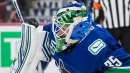 Canucks' Demko aiming for stable starting role after breakout playoff run