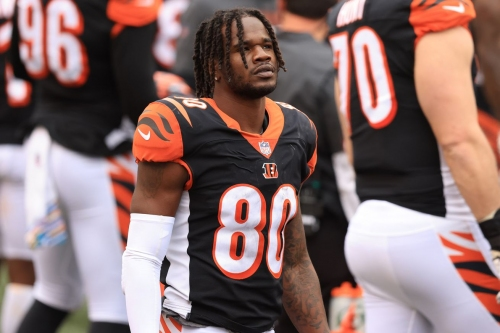 Bengals vs. Giants inactives: Giovani Bernard good to go, Mike Thomas inactive