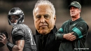 Report: Frustrated Eagles owner Jeffrey Lurie ditched game, left workouts early 'out of disgust'