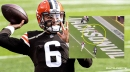 Browns QB Baker Mayfield roasted for blowing wide-open TD throw