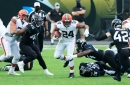 Jaguars lose 27-25 to Browns, but win the tank