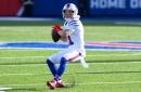 Watch: Buffalo Bills' wide receiver Cole Beasley throws TD pass to Gabriel Davis