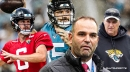 Jaguars shake up front office by firing GM Dave Caldwell