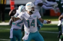 Kelly: Ryan Fitzpatrick serves as a steady hand for Dolphins' offense   Commentary