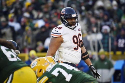 Packers vs. Bears Inactives: Green Bay starters all in, Akiem Hicks out for Chicago