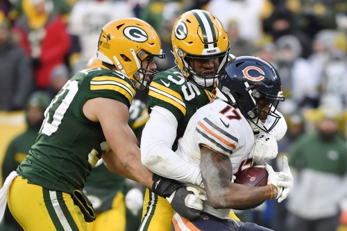 SNF: Bears vs Packers Game Thread