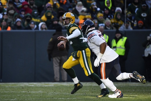 Sunday Night Football: Chicago Bears @ Green Bay Packers Live Thread & Game Information