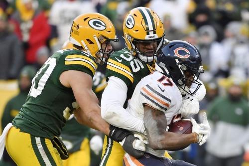 Sunday Night Football open thread: Bears at Packers