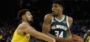 NBA Rumors: Warriors Could Trade Klay Thompson, James Wiseman & 20211st-Round Pick For Giannis Antetokounmpo