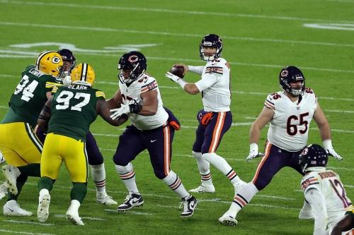 Bears vs Packers: 2nd Half Overflow Open Thread