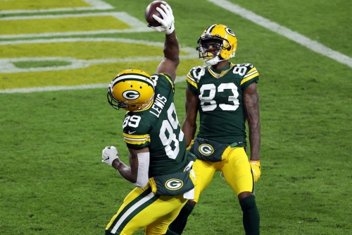 Packers vs. Bears second half game thread