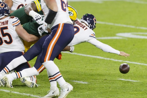 Rapid Recap podcast: Mitch Trubisky is the gift that keeps on giving