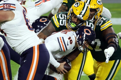 After loss to the Packers, what's next for the Bears?