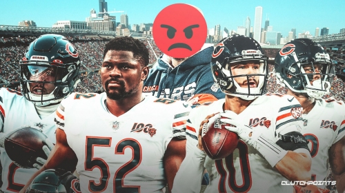 Matt Nagy is freaking mad after 'embarrassing' loss to Packers