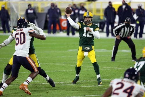 After demolishing Bears, only question left for Packers is can anyone truly stop them?