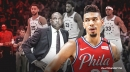 Danny Green sets goals for Ben Simmons, Joel Embiid, Tobias Harris, entire Sixers team