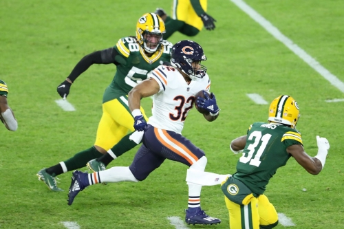 Bears vs Packers: Snap counts, stats and more
