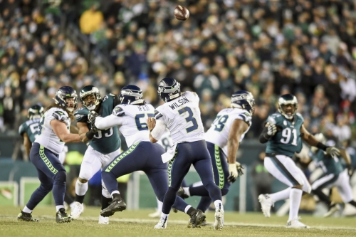 Seahawks and Eagles play a Wild Card rematch on Monday Night Football