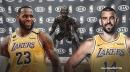 Lakers' LeBron James jokes Marc Gasol has his DPOY trophy