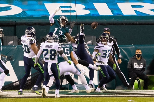 Late touchdown by Eagles was costly for some