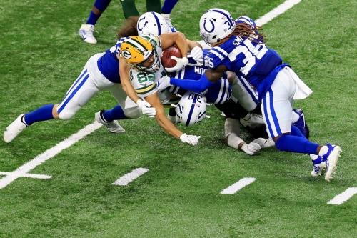 Packers will release WR/KR Darrius Shepherd, per reports
