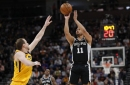 How the Spurs can replace Bryn Forbes and Marco Belinelli's shooting
