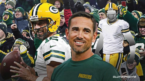 The Packers may finally help Aaron Rodgers by signing new weapon