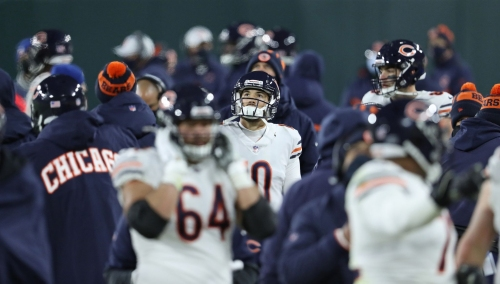 Chicago Bears' 41-25 loss to the Green Bay Packers was as bad as it gets — and the Bear Download podcast breaks it all down, from a struggling defense to Mitch Trubisky's recurring issues