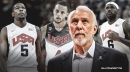 Gregg Popovich's classic reaction to burnout madness between end of NBA season, Olympics