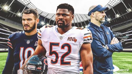 Khalil Mack vents frustrations amid Bears' 5-game losing streak
