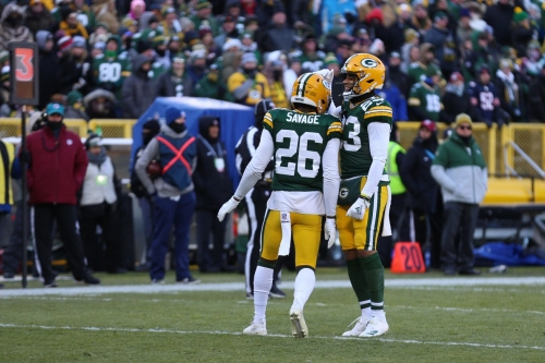 Wednesday Cheese Curds: Young defense is starting to complement Aaron Rodgers' mastery