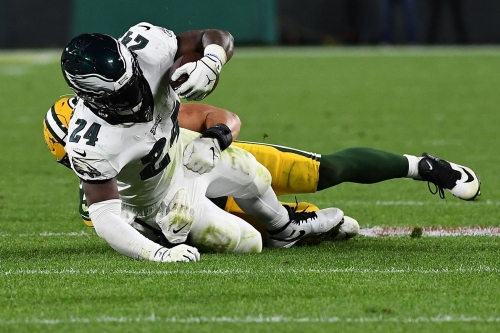 Eagles designate four practice squad protections ahead of Week 13