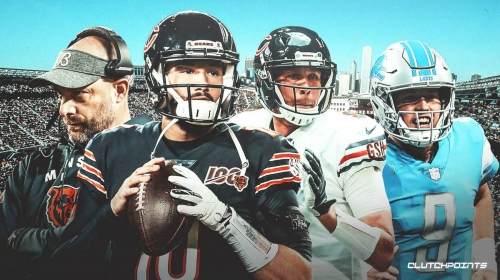 Mitchell Trubisky to start for Bears vs. Lions despite awful showing in loss to Packers