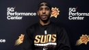 'I'm always just trying to push the next guy': Phoenix Suns get demanding leader in Chris Paul