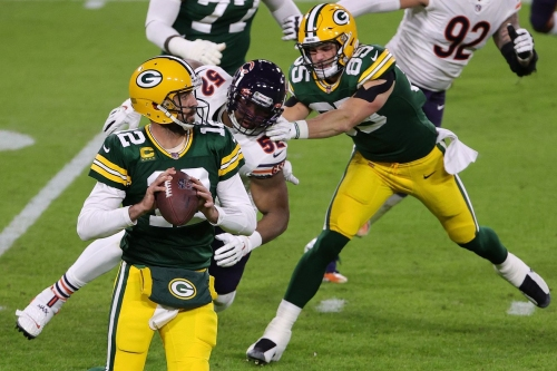 Breaking down tape from Bears @ Packers — Live!