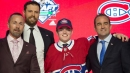 Cole Caufield on Canadiens: 'Just really excited to join the team'