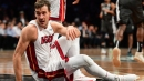 Heat's Goran Dragic says foot up to rigors of camp; Duncan Robinson talks challenges, rewards ahead