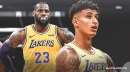 Kyle Kuzma's cryptic 2-word reaction on Lakers extension rumors